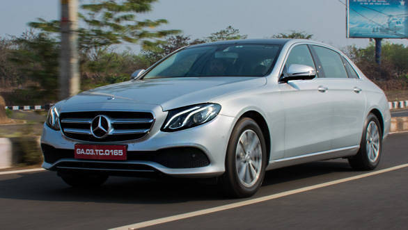 2017 Mercedes Benz E Class LWB launched in India at Rs 56 15 lakh