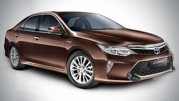 GST effect: Toyota Camry Hybrid production halted in India