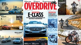 The March 2017 issue of OVERDRIVE is now out on stands!