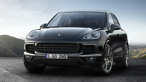 Porsche Cayenne S Platinum Edition launched in India at Rs 1.2 crore