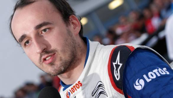 Robert Kubica to compete in 2017 World Endurance Championship's LMP1 class