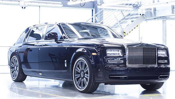 Rolls Royce Phantom VII (4)