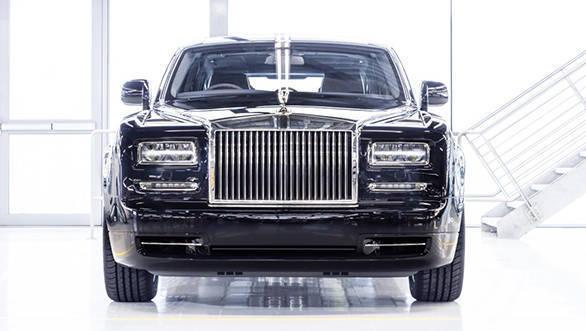 Rolls Royce Phantom VII (5)