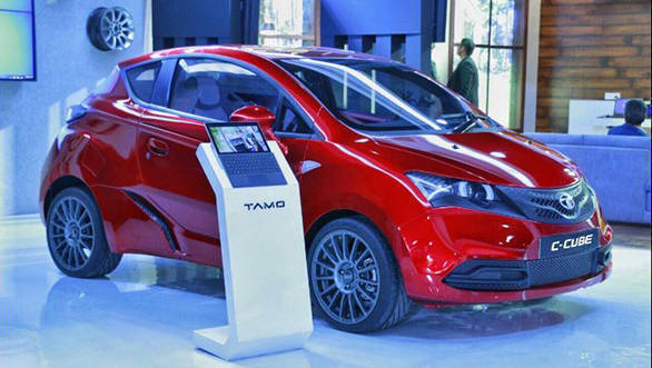Tata Motors unveils C-Cube Concept at 2017 Future Decoded event