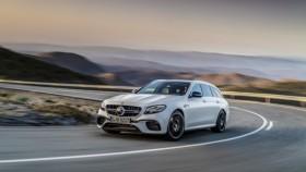 Image gallery: 2017 Mercedes-AMG E 63 Estate