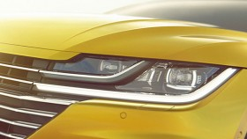 2017 Geneva Motor Show: Volkswagen Arteon teased ahead of global debut