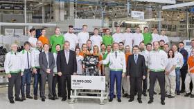 Skoda debuts three-cylinder 1.0-litre TSI motor