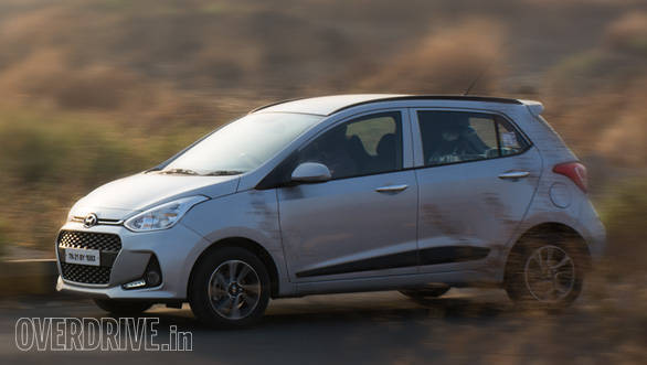 2017 Hyundai Grand i10 diesel road test review