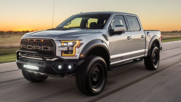 Meet the 600PS/840Nm Hennessey VelociRaptor 600