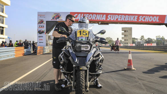 2017 California Superbike school - CSS-7