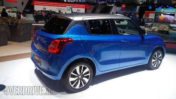new maruti suzuki swift bookings open in india launch at. Black Bedroom Furniture Sets. Home Design Ideas