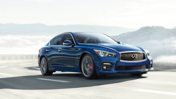 2017 Geneva Motor Show: Infiniti Q50 sports saloon to debut