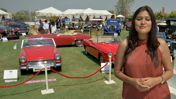 5th Edition Of Cartier Travel With Style Concours D'Elegance - Feature