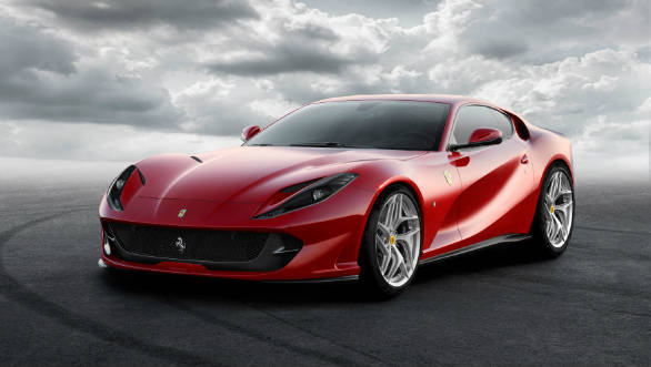2017 Geneva Motor Show: Ferrari showcases the 812 Superfast
