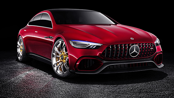 AMG GT Concept image 2