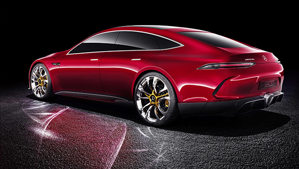 AMG GT Concept image 3