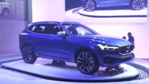 All new Volvo XC60 unveiled at the 2017 Geneva Motor Show