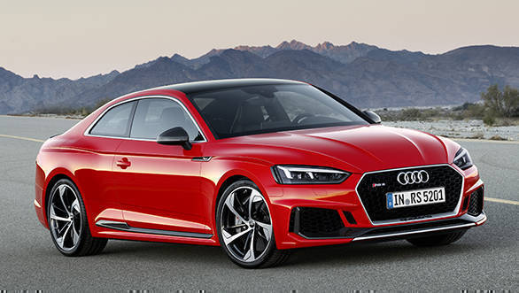 2017 Geneva Motor Show: India-bound all-new Audi RS 5 Coupe revealed