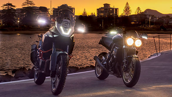 Barkbusters LED running lamps now available in India