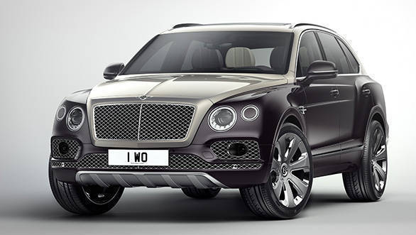2017 Geneva Motor Show: Bentley Bentayga Mulliner revealed ahead of global debut