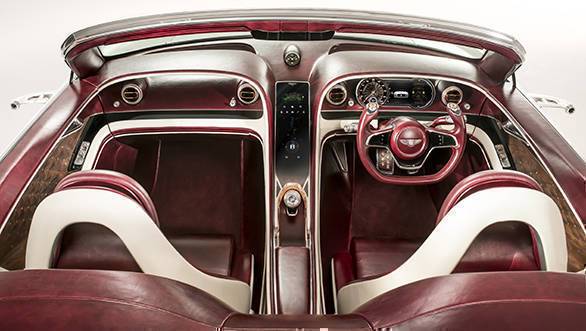 Bentley EXP 12 Speed 6e image 2