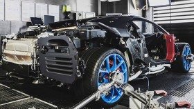 Video Worth Watching: The Bugatti Chiron being produced