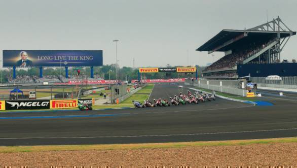 Chang International Circuit to host MotoGP 2018