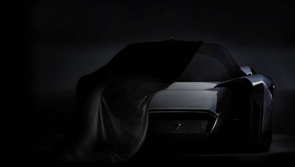 2017 Geneva Motor Show: 1,500PS Dendrobium electric hypercar teased