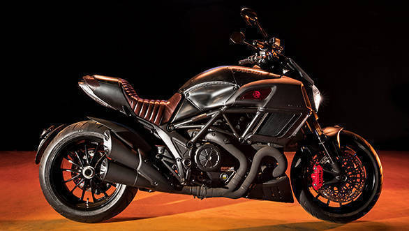 Ducati launches the Diavel Diesel special edition in India at Rs 19.92 lakh
