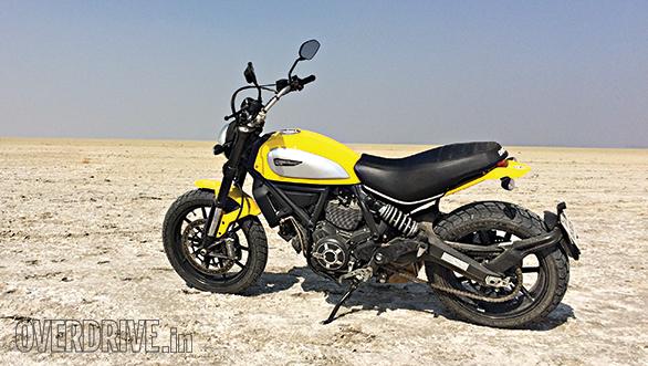 Ducati Scrambler (box image)