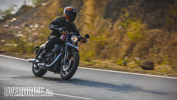 Harley Davidson Roadster (10)