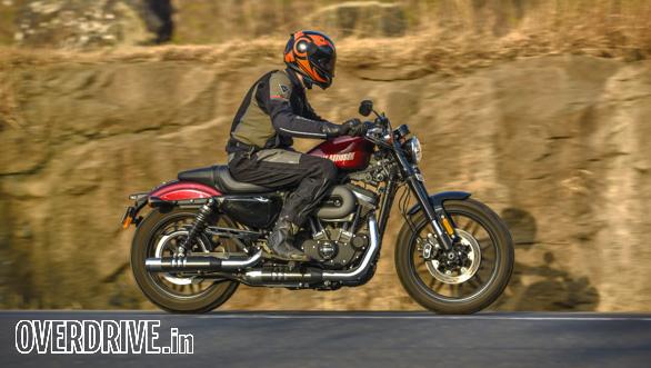 Harley Davidson Roadster (9)
