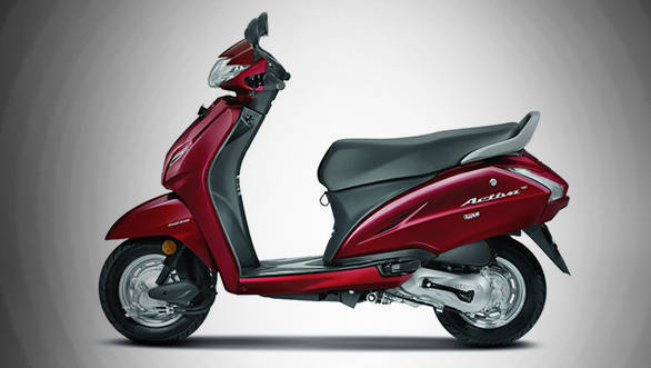 Honda sells 20 lakh units of the Activa in 7 months