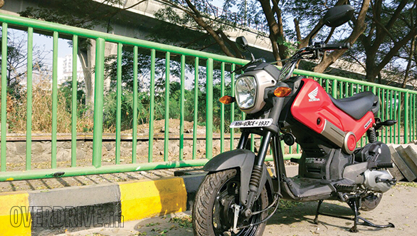 Honda Navi long term review: After 1,737km and eight months