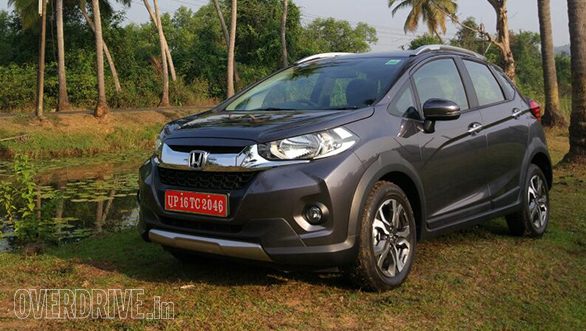 Honda WR-V first drive review