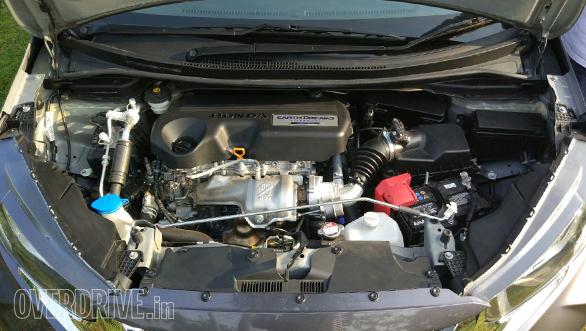 Honda WR-V (15)