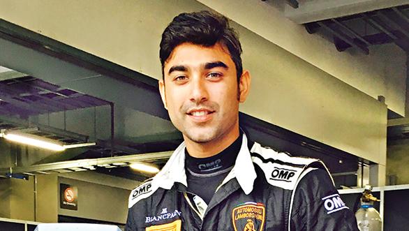 Ebrahim and Bartholomew take third place in Race 2 of Super Trofeo Asia series at Sepang