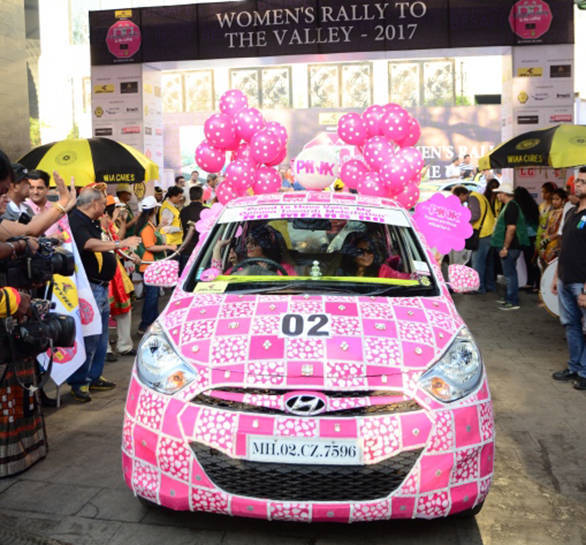 2017 WIAA Women's Rally to the Valley held to spread road safety awareness for women