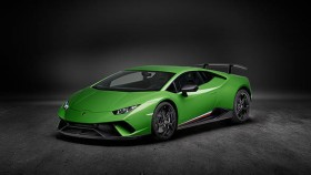 Lamborghini Huracan Performante to be launched in India on April 7, 2017
