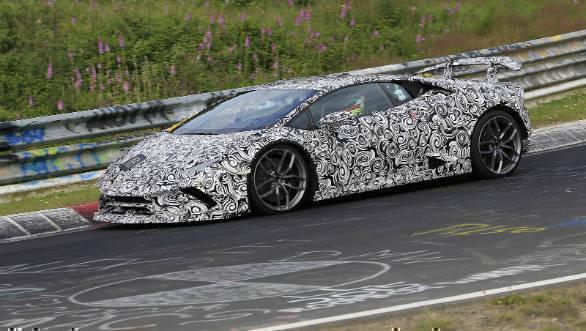 Video worth watching: 2017 Lamborghini Huracan Performante decimates lap record at the Nurburgring