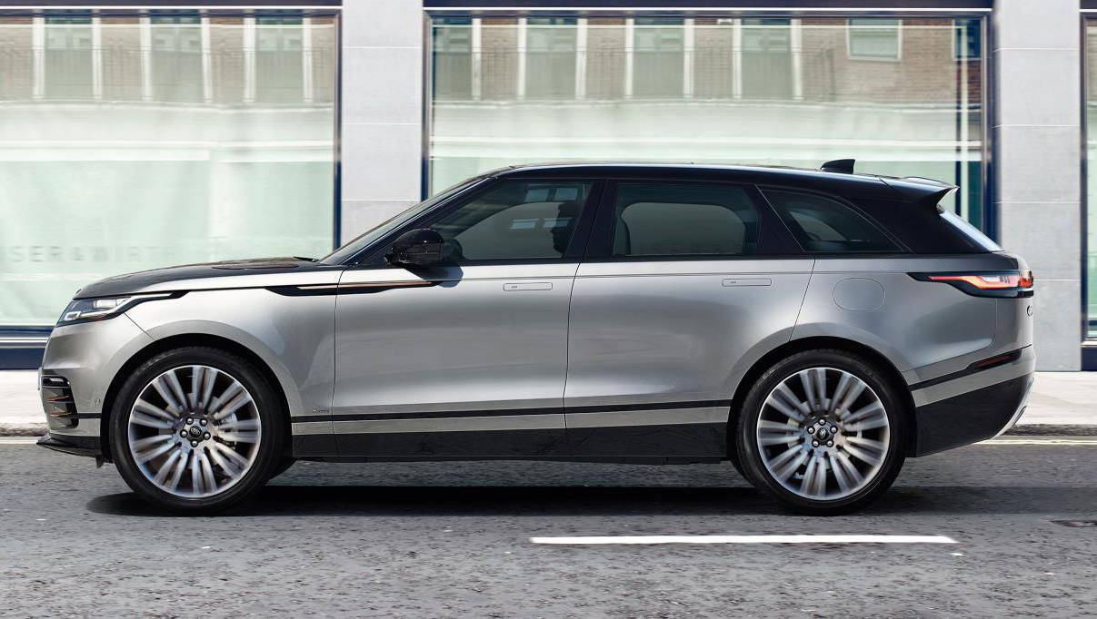 Scoop: Range Rover Velar to launch in India in second half of 2017