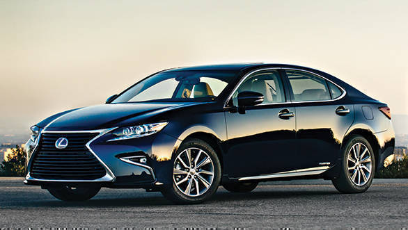 Preview: Lexus ES 300h