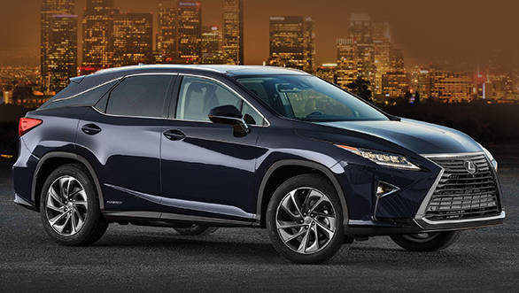 Preview: Lexus RX 450h