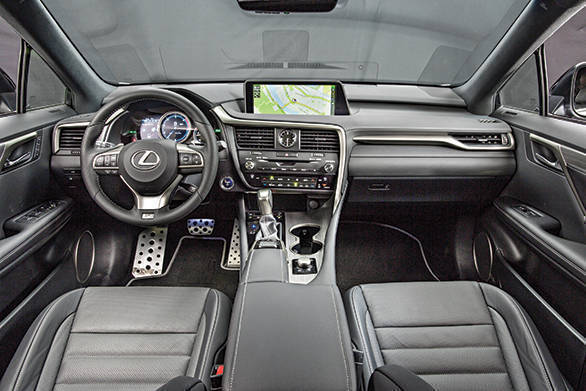 Lexus RX 450h (2)