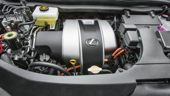 Lexus RX 450h (3)
