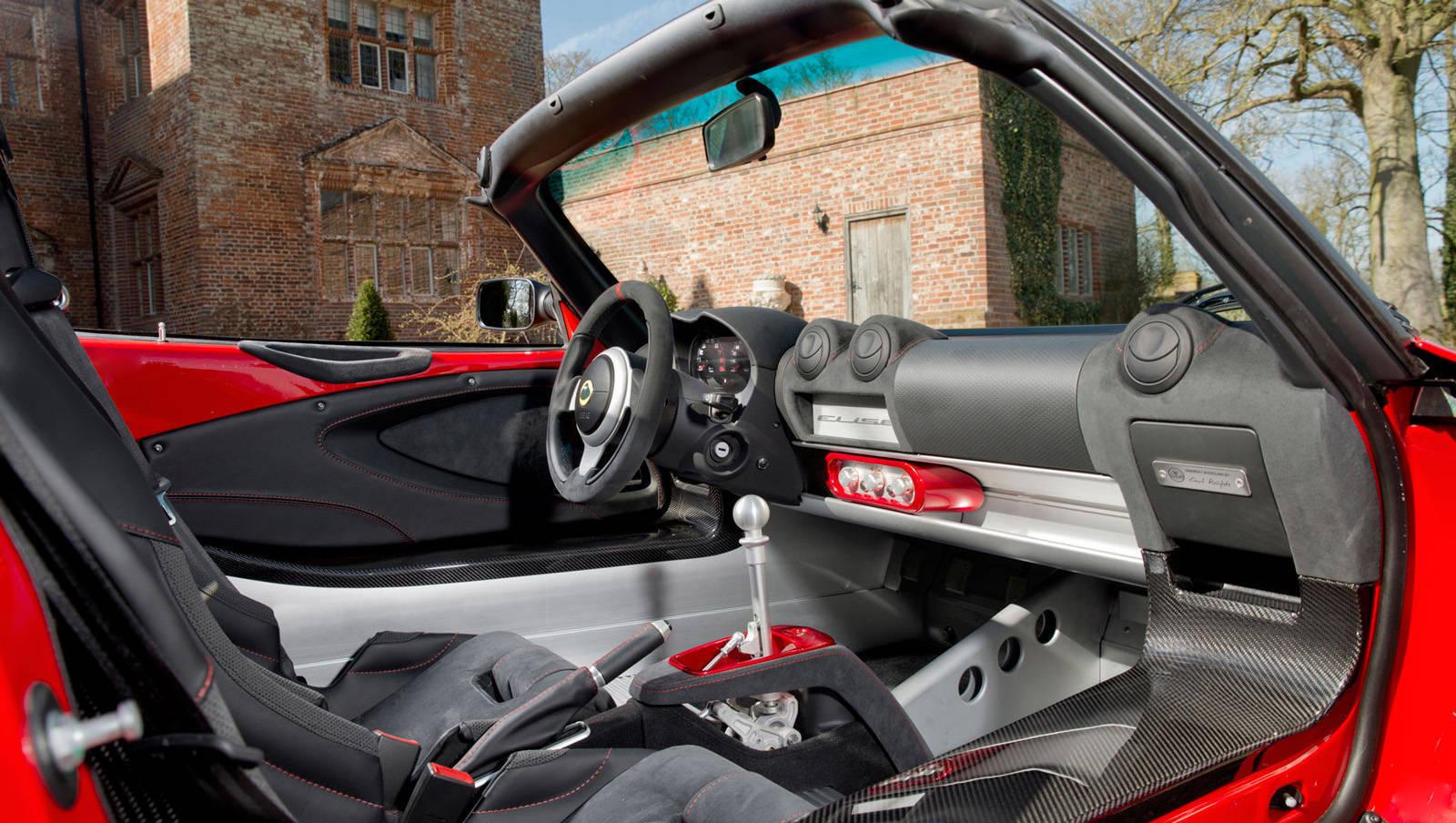 Lotus Elise Sprint 2