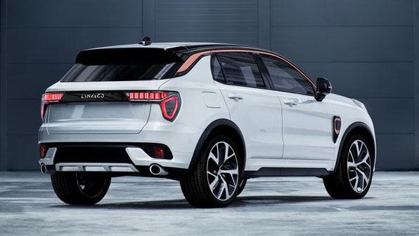 Lynk&Co 01 exterior rear