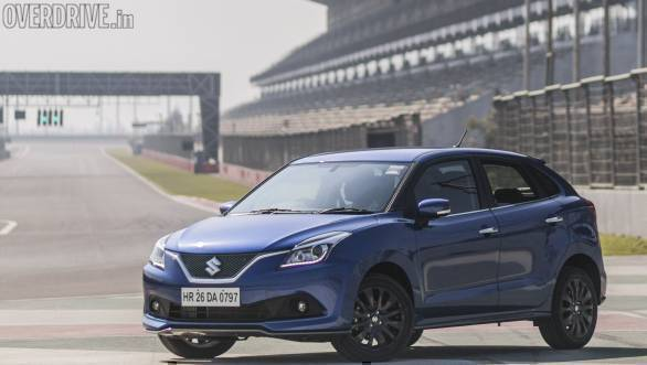 2017 Maruti Suzuki Baleno RS first drive review