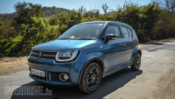 Maruti Suzuki Ignis petrol AMT Alpha top-end trim launched in India at Rs 7.01 lakh