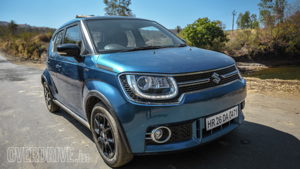 Maruti Ignis gets auto gear shift option